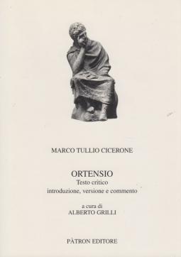 Ortensio. Testo latino e italiano