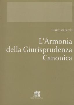 L' Armonia della Giurisprudenza Canonica