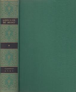 Scritti scelti di Lorenzo de' Medici