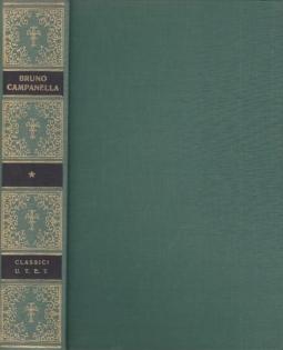 Scritti Scelti di Giordano Bruno e di Tommaso Campanella