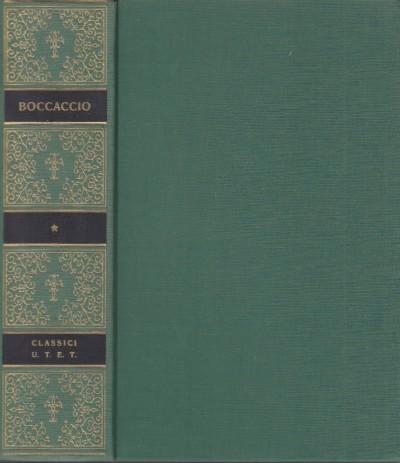 Decameron - Boccaccio Giovanni