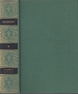 Scritti scelti di Vincenzo Gioberti. A cura di Augusto Guzzo