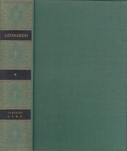 Scritti scelti di Leonardo da Vinci