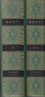 Versione dell'Iliade e Poesie di Vincenzo Monti