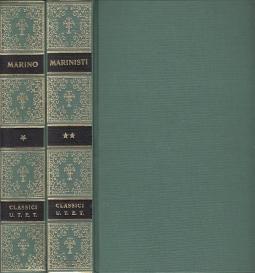 Opere scelte di Giovan Battista Marino e dei Marinisti