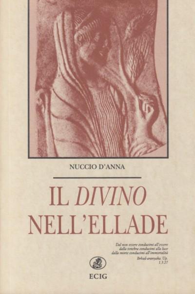 Il divino nell'ellade - D'anna Nuccio