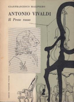 Antonio Vivaldi Il Prete Rosso