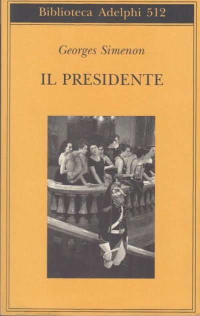 Il presidente - Simenon Georges