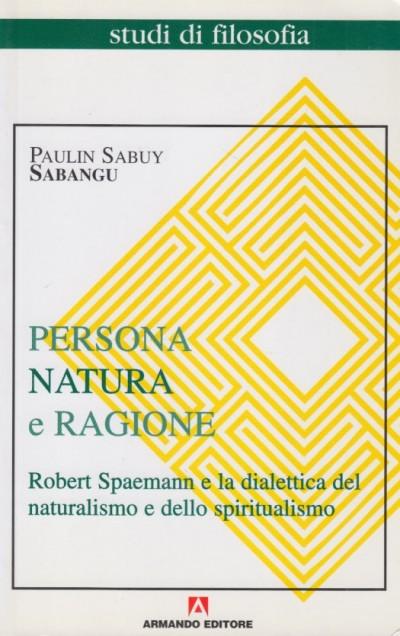 Persona, natura e ragione - Sabuy Sabangu Paulin