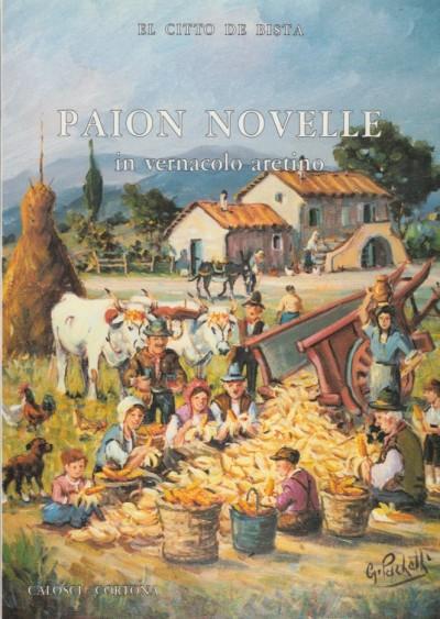 Paion novelle in vernacolo aretino - El Citto De Bista