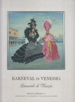 Karneval in Venedig. Carnevale di Venezia