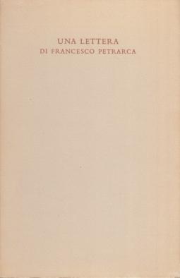 Lettera a Giovanni Anchiseo [Lo incarica di procuragli libri]