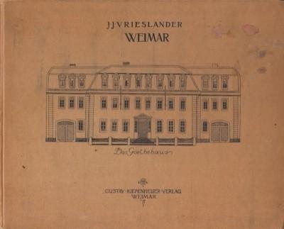 Weimar - Vrieslander J. J.
