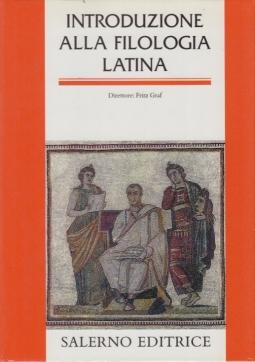 Introduzione alla filologia latina