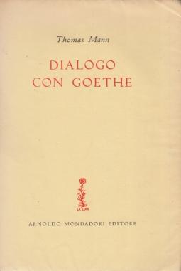 Dialogo con Goethe