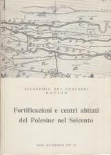 Fortificazioni e centri abitati del Polesine nel Seicento
