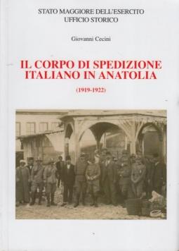 Il corpo di spedizione italiano in Anatolia (1919-1922)